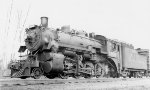 CP 2-8-0 #3609 - Canadian Pacific